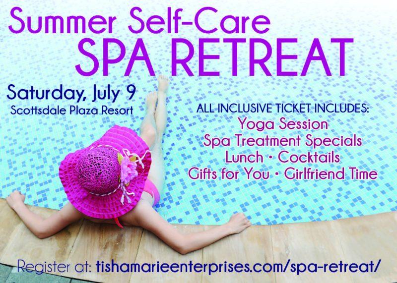 July 9 Spa Flyer