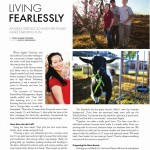 March Issue_Living Fearlessly_Page 1