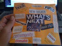 Vision mini book