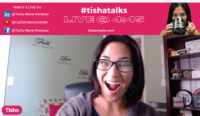 #tishatalks LIVE screenshot