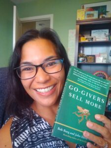 Tisha and The Go-Giver