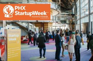 Speaker at PHX StartupWeek Feb 19, 2018 on the 10 Essentials Every Startup Needs